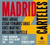 Posters of Madrid