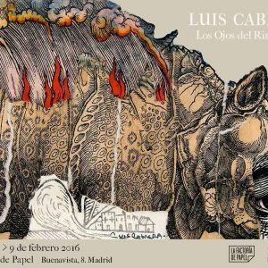 The Eyes of the Rhinoceros by Luis Cabrera