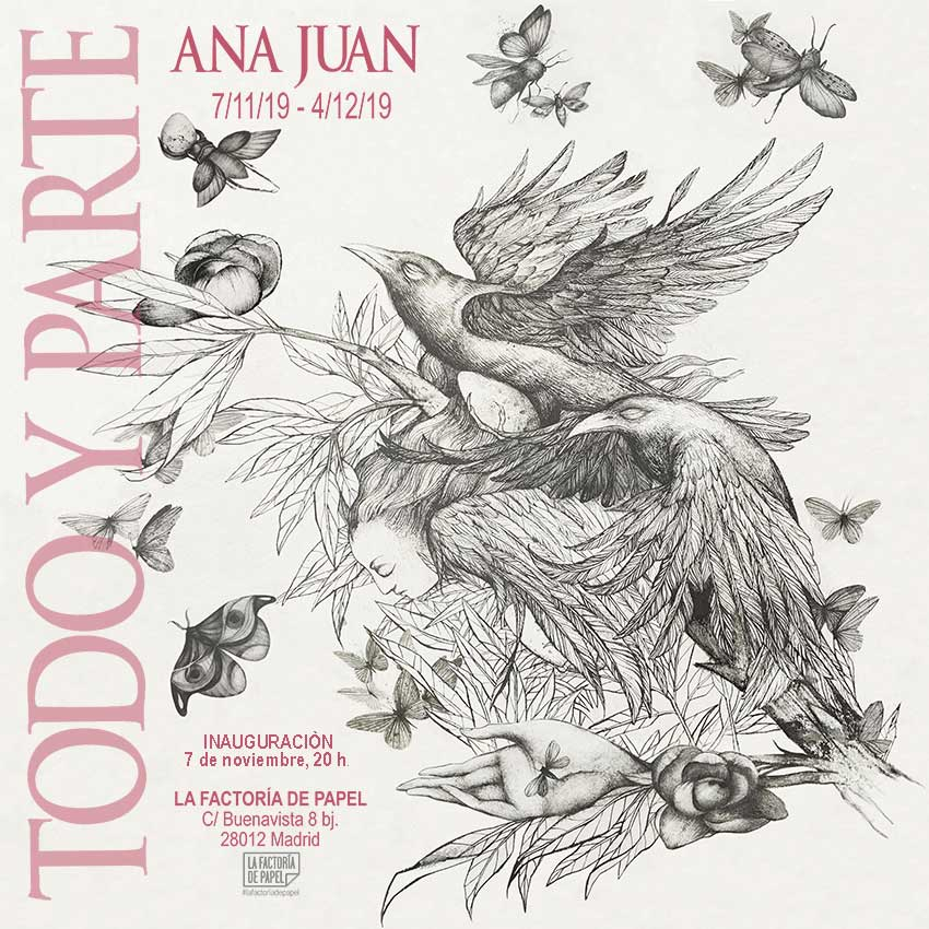 Everything and Part, Todo y parte — Ana Juan